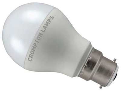 Crompton LED Dimmable GLS 14W BC Cool White (75W Alternative)