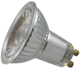 Crompton LED Dimmable GU10 COB 6W Very Warm White (50W Alternative)