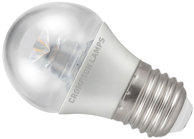Crompton LED Dimmable Golfball 6.5W ES Very Warm White (40W Alternative)