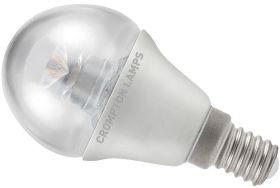 Crompton LED Dimmable Golfball 6.5W SES Very Warm White (40W Alternative)
