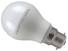 Crompton LED GLS 10.5W BC Cool White (60W Alternative)