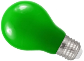 Crompton LED GLS 1.5 Watt ES Green IP65 (15W Alternative)