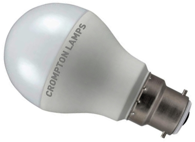 Crompton LED GLS 9.5W BC Cool White (60W Alternative)