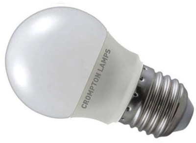 Crompton LED Golfball 5.5W ES Very Warm White (40W Alternative)