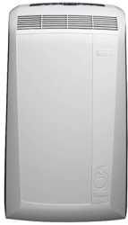 DeLonghi Pinguino PAC N90 ECO Silent Portable Air Conditioning Unit (White Finish)