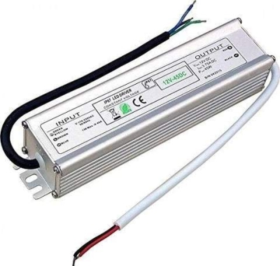 Deltech IP67 Non-Dimmable 24V LED Driver 60 Watt 157x67x55mm