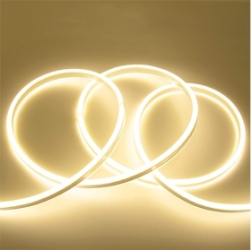 Ener-J IP65 12V (Indoor and Outdoor Use) 3M LED Cool White Plug and Play Neon Flex Kit (30W Per Metr