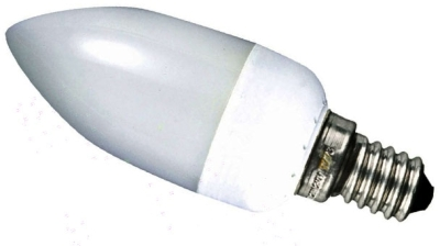 Energy Saving 7W SES Mini Candle Very Warm White (40W Alternative)