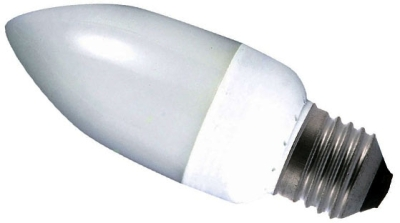 Energy Saving 9W ES Mini Candle Very Warm White (50 Watt Alternative)