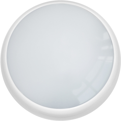 Eterna 17W Cool White IP65 LED Circular Bulkhead (28 Watt Alternative)