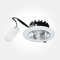 Eterna 25W Dimmable Colour Selectable LED Commercial Downlight (830, 840 & 860)