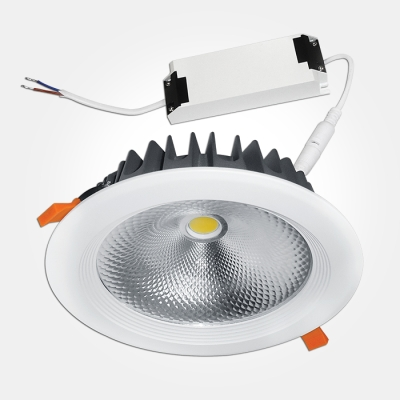 Eterna 40W Dimmable COB LED Commercial Downlight Cool White