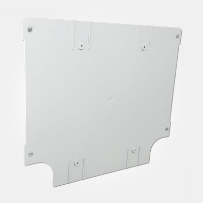 Eterna Grey Mounting Backplate for Small Adaptable Waterproof Box (JSL242)