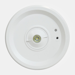 Eterna IP20 3 Hour 3W Self Test Surface Mount Emergency Downlight (Pro - 5 Year Warranty)