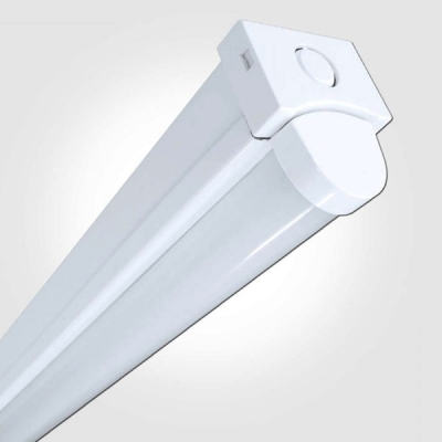 Eterna IP20 Cool White 38W White 5FT LED Batten
