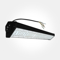 Eterna IP65 Cool White 150W Black 1-10V Dimmable LED Linear High Bay