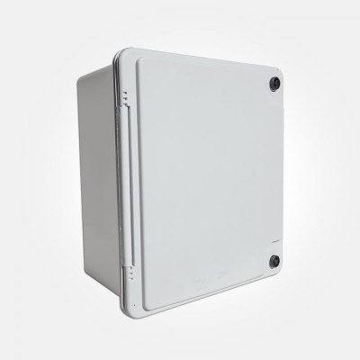 Eterna IP65 Grey Small Plastic Adaptable Waterproof Box (Inside Measurements 322 x 275 x 170mm)