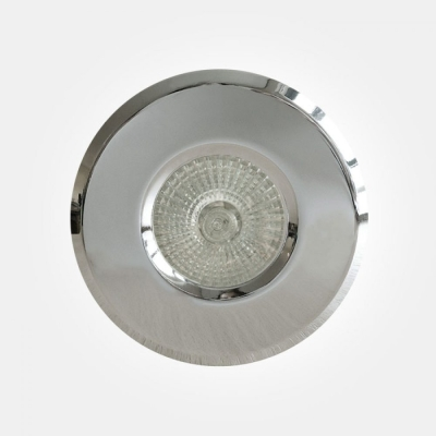 Eterna IP65 Polished Chrome Low Voltage Shower Light (Requires 50W Max Lamp) LAMP NOT INCLUDED
