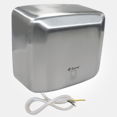 Eterna IPX1 2500W Stainless Steel High Performance Automatic Hand Dryer