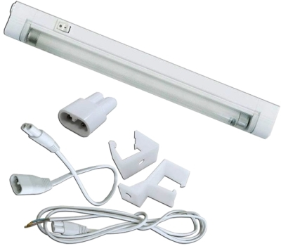 Eterna Under-cupboard 8 Watt T5 Fluorescent Fittings