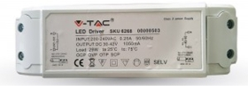 Flicker Free Driver For 29W LED Panels