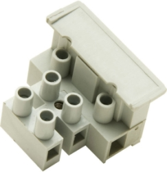 Fuse Terminal Block 13amp 250v with Screw Fixing