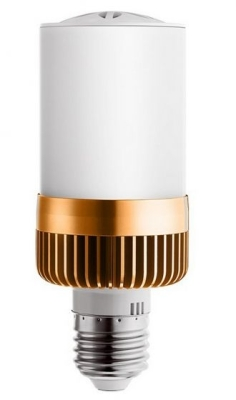 Girard Sudron 4.5W E27 Speaker Gsmart LED Bulb Frosted Rose Gold Very Warm White