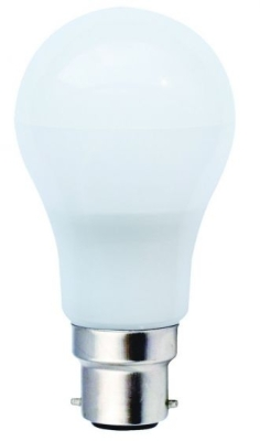 Girard Sudron 7W B22 Frosted Dimmable A55 LED GLS Bulb Very Warm White