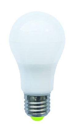 Girard Sudron 8W E27 Frosted A60 LED GLS Bulb with 2 Hour Emergency Mode Very Warm White
