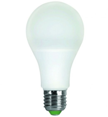 Girard Sudron 9W E27 Frosted Dimmable A60 LED GLS Bulb Very Warm White
