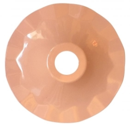 Girard Sudron Rose-Gold Metallic Lampshade (With Rubber Fixing Ring)