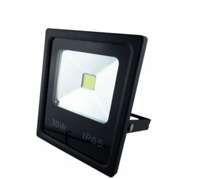 GloboLED 110-240V Slimline Floodlight 30W Daylight (240 Watt Alternative)