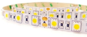GloboLED Dimmable IP20 Strip 5m Daylight 24V