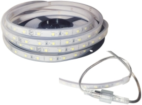 GloboLED Dimmable IP65 Strip 5m Cool White 24V