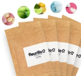 Hand Dryers Fleurillo Range Resealable Aroma Beads - Pear Drops (100g)