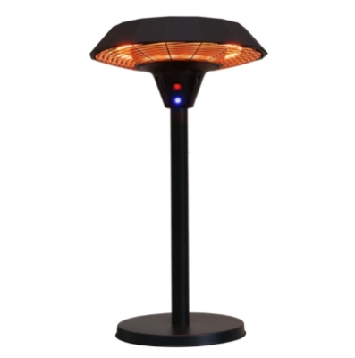 Heat Outdoors Shadow Diffusion Table-top Patio Heater (2.1kW)