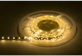 IP20 Bendable LED Strip 12V 5m Warm White 5W/m