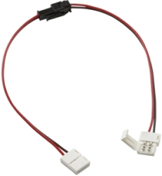 IP20 Connector For Single Colour LED Strip 12/24V (8mm Tape)