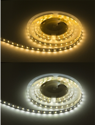 IP20 LED Strip 24V 5m CCT Adjustable 12W/m