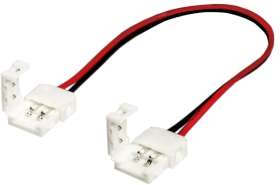 IP20 Strip to Strip Connector For Single Colour LED Strip 12/24V (8mm Tape)