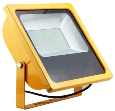 IP65 LED Site Flood Light 100 Watt Daylight 110V (800 Watt Alternative)