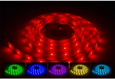 IP68 LED Strip 24V 5m RGB Colour Changing 7.2W/m