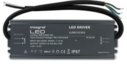 Integral 150W 24V IP67 Non Dimmable LED Driver