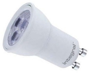 Integral 35mm 3.6W Dimmable LED GU10 Cool White (30W Alternative)
