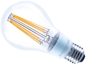 Integral Dimmable LED Filament GLS 12W ES Very Warm White (100W Alternative)