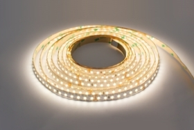Integral Dimmable LED Strip Cool White IP20 21.6W/M CRI90 24V