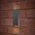 This is a Integral Outdoor Decorative Exterior Wall Lights