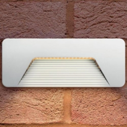 Integral PathLux 3W 3000K Surface Brick Light White (160 Lumens)