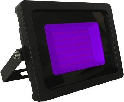JLEDS IP65 30W Purple UV LED Slimline Floodlight (240W Equivalent - 2 Year Warranty)