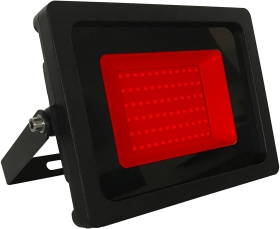 JLEDS IP65 30W Red LED Slimline Floodlight (240W Equivalent - 2 Year Warranty)